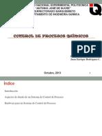 control de procesos quimicos-introduccion