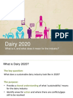 Dairy 2020 Slide Deck Intro Project