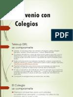 Explicacion Del Convenios - telesup