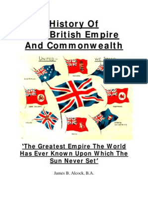 Empire-Commonwealth-History pdf | British Empire | United