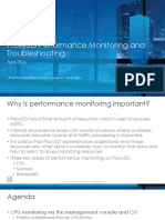 ProxySG Performance Monitoring and Troubleshooting Webcast_Final