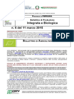 n°6 bollettino biologico 11mar15