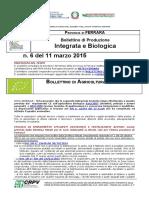 n°6 bollettino biologico 11mar15