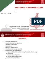 FDP - Unidad 1 - Algoritmos y Fundamentación en Java