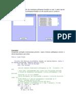 Visual Basic Kazaljke Na Satu