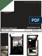 Propuesta de remodelaciones en Edificio Panorama