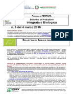 n°5 bollettino biologico 4mar15