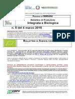 n°5 bollettino biologico 4mar15