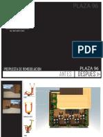 Presentacion plaza 96