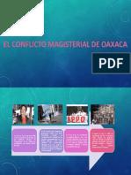 Conflicto Oaxaca