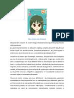 Maria González Blog