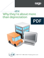 Sage Fixed Assets Depreciation Management ISM