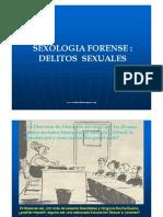 SEXOLOGIA FORENSE - DELITOS SEXUALES - MEDICINA FORENSE PERU .pdf