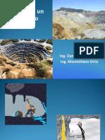 Implementacion de Un Proyecto Minero