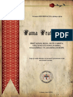 Fama Fraternitatis Hr