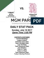 7.16.17 vs. BIR Stat Pack
