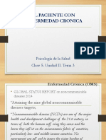 El Paciente Con Enfermedad Cronica