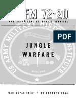 FM 72-20 Jungle Warfare (1944)