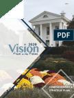 Revised Draft Vision 2020 Plan