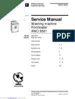 Whirlpool Awo_9561 Service Manual