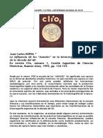 La Influencia de Los Annales en La Historiografía.