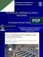 Potencial Hidroelectrico