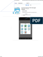 aplicatii android (ES File Explorer File Manager - descriere).pdf