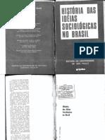 Historia Das Ideias Sociologicas No Brasil