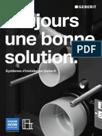 Brochure System GEBERIT