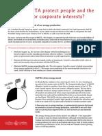 Energy Proportionality and NAFTA
