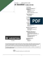 User Manual TCF 87B 6H1