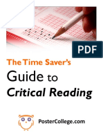 critical reading strategy