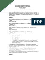 Lista de Exerícios Respondida - Financas II - 3ª
