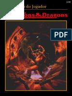 AD&D 2E - Livro Do Jogador OCR