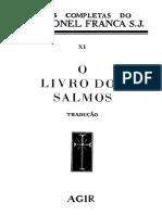 Pe. Leonel Franca - Livro Dos Salmos