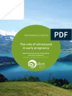 The Role Ultrasound in Early Pregnancy