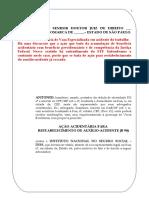 Ação de acumulação de auxílio-acidente com aposentadoria (2).doc