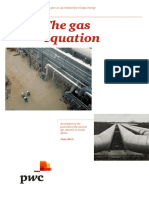 The Gas Equation June 2012