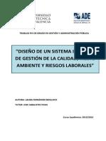 DISEÑO DE UN SISTEMA INTEGRAL DE GESTIÓN DE LA CALIDAD, MEDIO AMBIENTE Y RIESGOS LABORALES.pdf