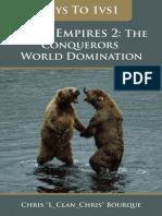 Keys to 1vs1 Age of Empires 2 - Chris Bourque