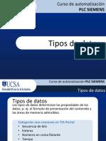 6 - Tipos de Datos
