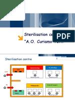 QT EX 2 Sterilization Centre Solution