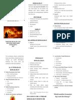 Ilmu Dasar Pemadaman Kebakaran