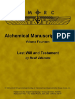 Alchemical Manuscript Series v 14