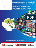 Guia de IntegraciónTIC en Proceso Educativo