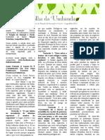 Folha Da Umbanda Ed. 7 -Abril 2017