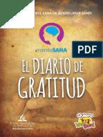 El Diario de Gratitud OD