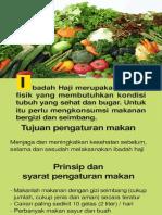 Materi Makanan Dan Minuman Haji PDF