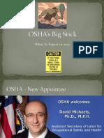 Osha and Labor 2010