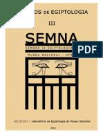 2016 Eds. Semna Estudos de Egiptologia